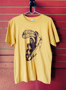 Velvet Underground Groovy Banana T-Shirt in Yellow