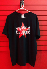 Smashing Pumpkins Star Logo T-Shirt