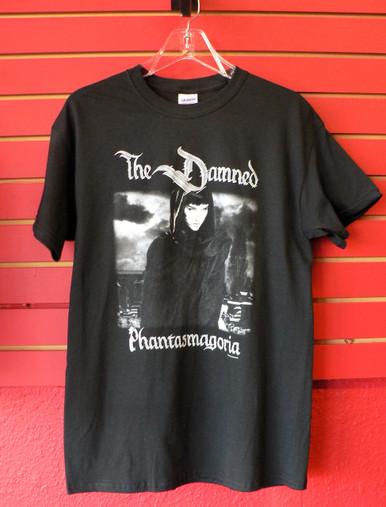 The Damned Phantasmagoria Album Cover T-Shirt