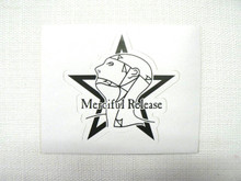 Sisters of Mercy Merciful Release Logo Sticker