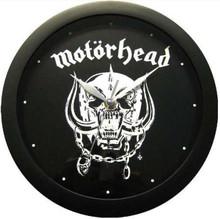 Motorhead Wall Clock front