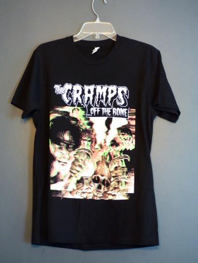 The Cramps - Off the Bone - 3D Print T-Shirt
