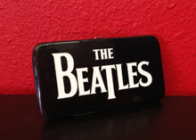 Beatles Patent Leather Womens Wallet