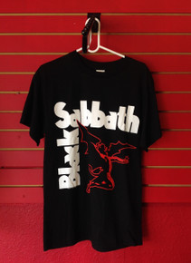 Black Sabbath Creature T-Shirt in Black