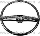 1969-1972 STEERING WHEEL BLACK CHEVROLET GMC TRUCK