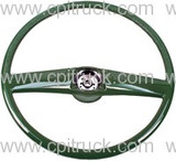 1969-1972 STEERING WHEEL GREEN CHEVROLET GMC TRUCK