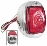 1940-1953 LED TAIL LIGHT ASSEMBLY ALL STAINLESS