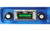 67-72 Chevrolet Truck AM/FM Radio 300 Watts w/iPod Dock CD Controller