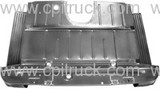 1955-1959 FLOOR PAN COMPLETE WITH SUPPORTS AND STEPS INSTALLED CHEVROLET GMC TRUCK