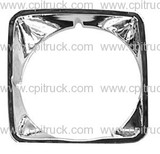 1969-1972 HEADLIGHT BEZEL LH CHEVROLET TRUCK