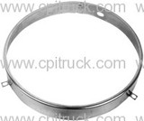 1947-1972 HEADLIGHT RETAINER RING CHEVROLET TRUCK 7 INCH SINGLE HEADLIGHTS