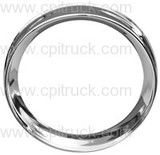 1954-1955 INSTRUMENT BEZEL CHROME CHEVROLET TRUCK