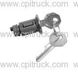 IGNITION LOCK OCTAGONAL KEY CHEVROLET GMC TRUCK 1947 - 1966