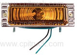 1947-1953 PARKING LIGHT ASSEMBLY AMBER 6V CHEVROLET TRUCK