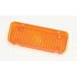 1971-1972 PARKING LIGHT LENS AMBER LH CHEVROLET TRUCK