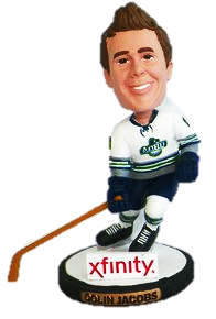 COLIN JACOBS BOBBLEHEAD