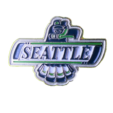 Seattle Thunderbirds Logo Lapel Pin