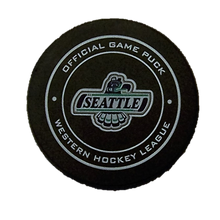 OFFICIAL GAME PUCK - TRADITIONAL