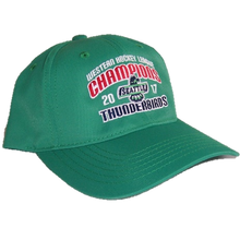WHL CHAMPIONS ADJUSTABLE HAT GREEN