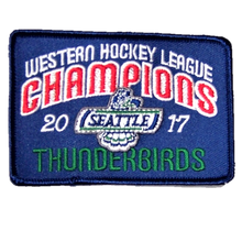 WHL CHAMPIONS PATCH