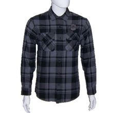 THUNDERBIRDS MEN'S PLAID FLANNEL