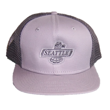 STH NEW ERA SNAPBACK GRAY
