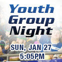 Youth Group / Kids Night-January 27, 2019-20 TICKETS & HATS for JUST $190