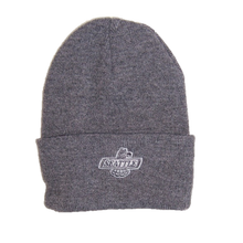 STH GRAY BEANIE WITH CUFF