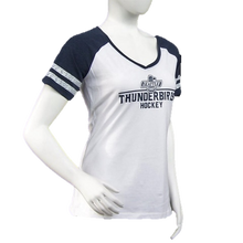 THUNDERBIRDS HOCKEY V-NECK T-SHIRT