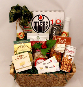 Edmonton Valley Zoo Gourmet Basket