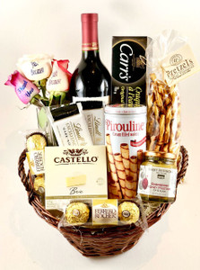 Welcome Home - Edmonton Gift Basket