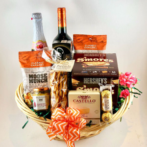 Welcome Home Family - Edmonton Gift Basket
