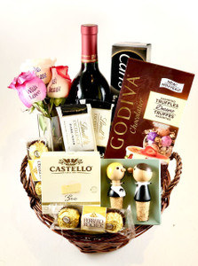 Date Night - Edmonton Gift Basket