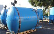 Equipamento Industrial de Filtragem da Água 2 X 283 GPM - México