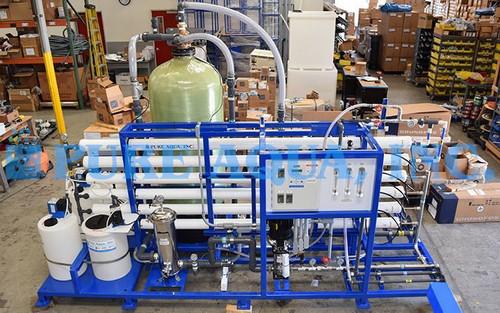 Sistema de Nanofiltração para Irrigação 27,000 GPD - EUA