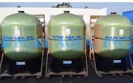 Filtro de Carvão Activado Operado Manualmente 3 X 175 GPM - Arábia Saudita
