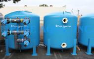 Sistema de Filtração Multicélulas 1,440,000 GPD - Arábia Saudita