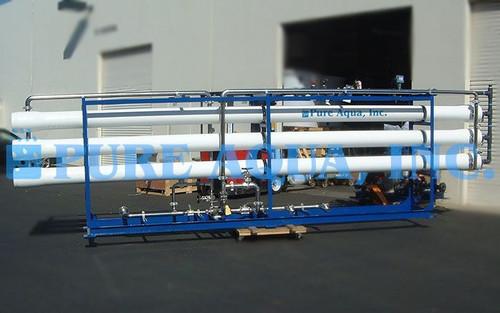 Unidade Industrial de Osmose Reversa de Água do Mar 2 X 400 m3/Dia - Turquia