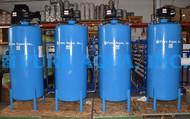 Sistema de Filtragem Comercial para Remoção de Ferro e Turbidez 2 x 35 GPM - Bangladesh