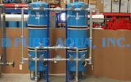 Filtro Duplo de Mídia em Aço Carbono 35 GPM - Kuwait