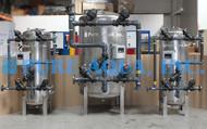 Filtros Multimídia de Aço Inoxidável 97 GPM - Hong Kong