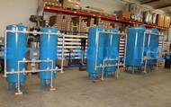 Filtros Multimídia de Aço 100,000 GPD - Kuwait