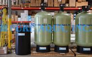 Sistema de Filtragem de Mídia de Água da Torneira 125,000 GPD - México