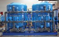 Filtragem Duplamente Alternada por Carvão Ativado 150 GPM - EUA