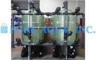 Planta de Filtração de Água 120 GPM - Gana