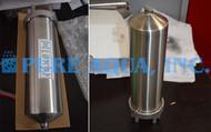 Filtro de Cartucho de Armazenamento em Aço Inoxidável com Ultravioleta 53 x 7,200 GPD – Arábia Saudita