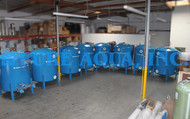 Sistema de Filtragem Multimídia 1,000,000 GPD- Kuwait