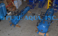 Unidade Automática de Deionização de Leito Misto 2 x 25,000 GPD - Kuwait