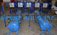 Sistemas de Deionização da Água 30-40 GPM - Kuwait