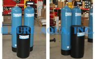 Sistema de Descalcificação Alternada de Água 17 GPM - EUA